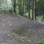 Große Steilwandkurve